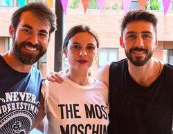 'Escenas de matrimonio': Miren Ibarguren, Daniel Muriel y Rubén Sanz protagonizan el reencuentro de la serie