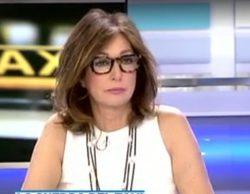 Los reporteros de 'Espejo Público' y 'El programa de Ana Rosa' sufren los insultos de los taxistas madrileños