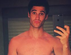 'American Crime Story': Darren Criss publica una foto completamente desnudo durante el rodaje de la serie