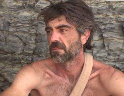 'La isla': Chus abandona la isla tras un dramático desmayo y con un estado de salud muy débil