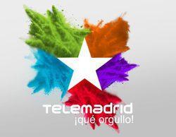 Telemadrid cambia su logo con motivo del World Pride 2017