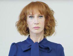 CNN despide a Kathy Griffin tras la polémica sesión de fotos en la que sujeta la cabeza ensangrentada de Trump