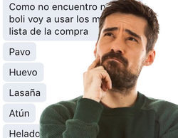 Jordi Cruz ('Art Attack') responde a la chica que escribía su lista de la compra mandando privados en Twitter
