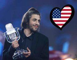 Eurovisión 2017: Los estadounidenses se deshacen en halagos con la actuación de Salvador Sobral