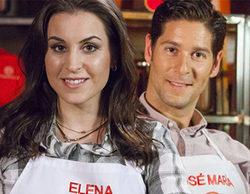 Elena y José María, repescados de la quinta edición de 'MasterChef' sin pasar por prueba de eliminación