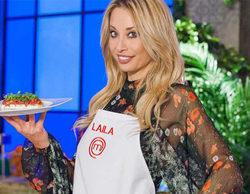 Laila, décima expulsada de 'MasterChef 5' tras olvidarse el ingrediente principal de la elaboración