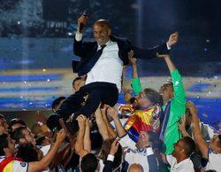 Real Madrid TV arrasa con la celebración de la Champions y es el canal más visto de la TDT