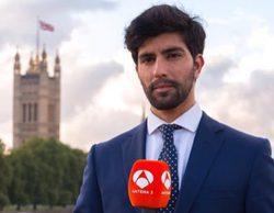 'Espejo Público': Una persona se tira al Támesis durante una conexión en directo con Londres