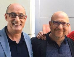"""La broma política de Javier Capitán a Felisuco en el reencuentro de 'El Informal': """"Estás aforado"""""""