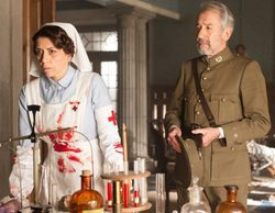 'Tiempos de guerra': Desvelado el logo y los personajes de la nueva ficción de Antena 3
