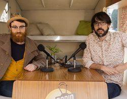 'Radio Gaga' con Quique Peinado y Manuel Burque llega a #0 (Movistar+) el jueves 22 de junio