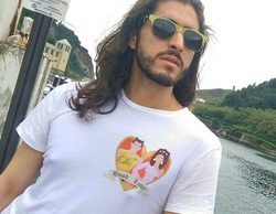 Un seguidor de 'Homo zapping' rinde un original homenaje al programa con una camiseta de creación propia