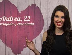 """Andrea, comensal de 'First Dates': """"¿Murcia está en Andalucía, no?"""
