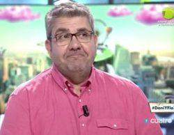 'Dani&Flo': Florentino Fernández hace un divertido doblaje de Carlota Corredera y ella queda encantada