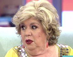 """María Jiménez en 'Viva la vida': """"Me enteré que tenía cáncer de mama y a los tres días murió Pepe Sancho"""""""