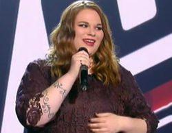 """Irene Caruncho, ganadora de 'La Voz 4': """"El single del disco de 'La Voz' es una mierda"""""""