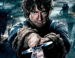 """La película """"El Hobbit: La batalla de los cinco ejércitos"""" lidera con un 4,2% en FDF"""