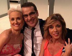 'La que se avecina': Laura Pamplona, Luis Merlo y Eva Isanta se reencuentran en la décima temporada