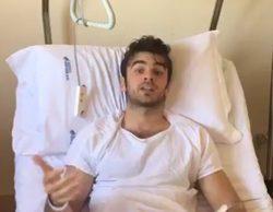 El concursante Edoardo Boscolo de 'Gran Hermano 14', operado de un tumor en el testículo