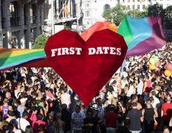 'First Dates': El programa sale a la calle para ofrecer su particular pregón del Orgullo Gay