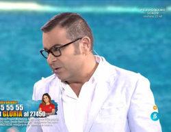 """Jorge Javier cree que Edmundo no merece ganar 'Supervivientes 2017': """"No está concursando"""""""