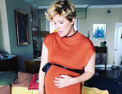 """Tania Llasera, muy ofendida con las críticas sobre su maternidad: """"Cada mujer hace lo mejor que puede"""""""