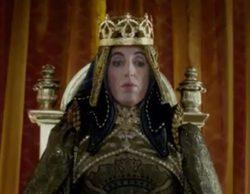 'The White Princess': Rossy de Palma es Isabel la Católica y su corte baila un extraño flamenco en HBO