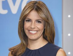 'Telediario 1': Pilar García Muñiz casi se ahoga en directo al dar una entradilla