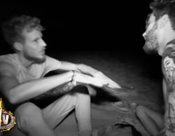 Duro enfrentamiento en 'Supervivientes 2017': Alejandro e Iván se encaran en Cayo Paloma