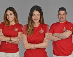 Gloria Camila, Laura Matamoros y José Luis, nuevos nominados de 'Supervivientes 2017'