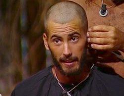 'Supervivientes': Iván González acepta raparse el pelo a cambio de un bocadillo de calamares