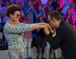 'All you need is love... o no': Antonia Dell'Atte y Ana Obregón se reencuentran en el programa de Risto Mejide