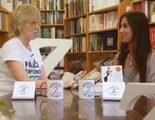 'Convénzeme': Mercedes Milá e Indhira Kalvani ('GH11') se reencuentran en el programa