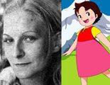 Muere Marisa Marco, la actriz de doblaje que puso voz a 'Heidi'