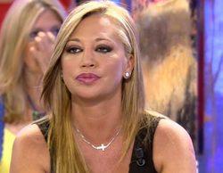 'Sábado Deluxe': Belén Esteban reaparece en televisión tras estar unos días de baja
