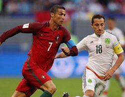 El partido Portugal-México es lo más visto del día y consigue un gran 5% en Gol