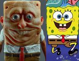 'Bob Esponja': Así es la versión en carne y hueso del dibujo animado que aterroriza a los niños