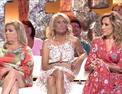 Rosa Benito y Carmen Borrego aclaran por qué no coincidieron con Mila Ximénez en 'SV: Tierra de Nadie'