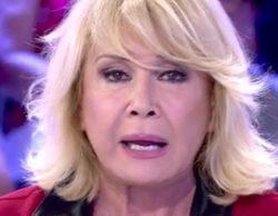 'Sálvame': La dirección reprime a Mila Ximénez por arremeter contra Toñi Moreno