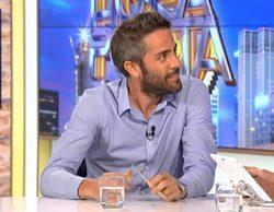 """Roberto Leal en 'Hora punta': """"'Hotel romántico' es un programa con mucho amor y mucho humor"""""""