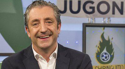 """Josep Pedrerol ('Jugones') rinde un emotivo homenaje a Mariano Sancha: """"Se ganó el respeto por su trabajo"""""""