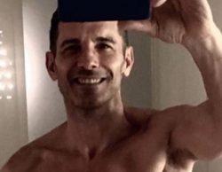 Jesús Vázquez presume de abdominales en una imagen que revoluciona las redes
