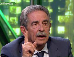'laSexta Noche': Miguel Ángel Revilla demandará al Gobierno después de que Rajoy no cumpla sus promesas