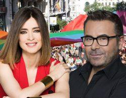 Jorge Javier Vázquez y Sandra Barneda, entre los 15 televisivos homosexuales más influyentes de España