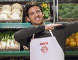 """Jorge, segundo """"finalista"""" de la noche en 'MasterChef 5': """"Ha sido uno de los mejores premios de mi vida"""""""