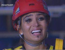 'Doble tentación': Lisandra y Leandro se coronan como ganadores en una tensa final con incidentes en directo