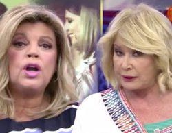 """Mila Ximénez arremete contra Terelu en 'Sálvame': """"Se me revuelven las tripas con el cinismo y la falsedad"""""""