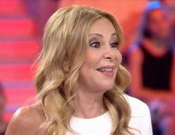 "Ana Obregón habla de Victoria Beckham en 'All you need is love... o no': ""Casi me arranca los pelos"""
