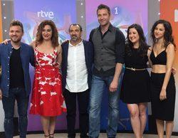 """Televisión Española presenta 'La Pelu': """"Es una producción muy sencilla pero con grandes actores"""""""