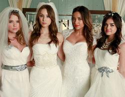 'Pretty Little Liars': Las fotos promocionales desvelan quien se casará en el episodio final
